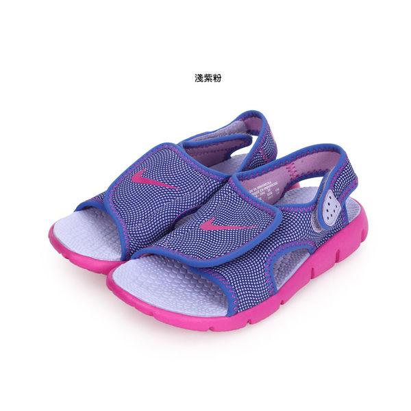 NIKE SUNRAY ADJUST 4 (GS/PS)女童涼鞋(童鞋 兒童≡體院≡