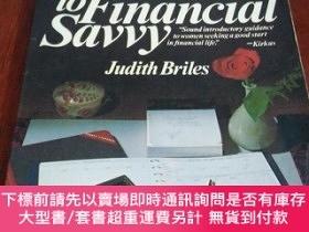 二手書博民逛書店THE罕見WOMAN S GUIDE TO FINANCIAL SAVVY 女性理財指南(英文原版)Y2047