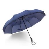 自動傘 兩用傘 摺疊傘 折疊傘 陽傘 雨傘 迷你傘 袖珍 10骨全自動摺疊傘 【L138-1】慢思行