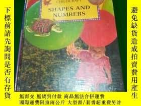 二手書博民逛書店Shapes罕見AND NUMBERSY290224
