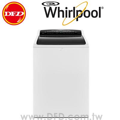 惠而浦 WHIRLPOOL WTW7300DW 15kg 極智直立 洗衣機 美國原裝 白 台灣惠而浦公司貨 ※運費另計(需加購)