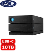 LaCie 2big RAID 8TB USB-C 外接硬碟 (STHJ8000800)