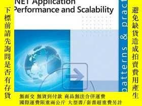 二手書博民逛書店Improving罕見.net Application Performance And Scalability (