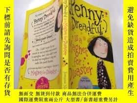 二手書博民逛書店Penny罕見Dreadful Is A Magnet For Disaster:可怕的便士是災難的磁石 .Y
