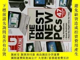 二手書博民逛書店PC罕見Magazine 2007年8月21日 英文個人電腦雜誌 可用樣板間道具雜誌Y114412