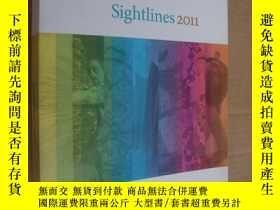 二手書博民逛書店Sightlines罕見2011 Visual & Critic