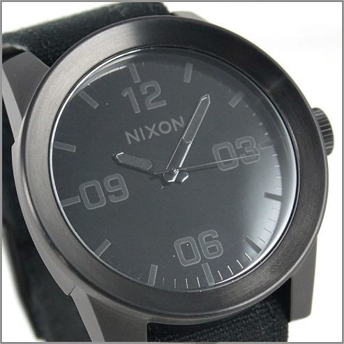 【萬年鐘錶】NIXON 加州 The Corporal NXA243001