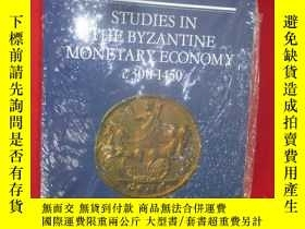 二手書博民逛書店Studies罕見in the Byzantine Moneta