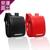 shop4fun 日系減壓護脊兒童書包 /黑色 紅色【免運直出】