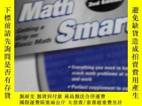 二手書博民逛書店Math罕見SmartY19658 Math Smart Mat