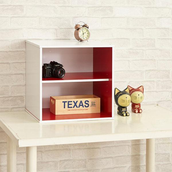 【澄境】現代風二格收納櫃/置物櫃 櫥櫃 櫃子 隔間櫃 書櫃 書架 BCF31