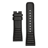 SEVENFRIDAY V3 原廠牛皮錶帶-黑