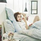床包被套組 / 雙人-獨家布蕾絲【香草布蕾】含兩件枕套,100%精梳棉,在巴黎遇見,戀家小舖