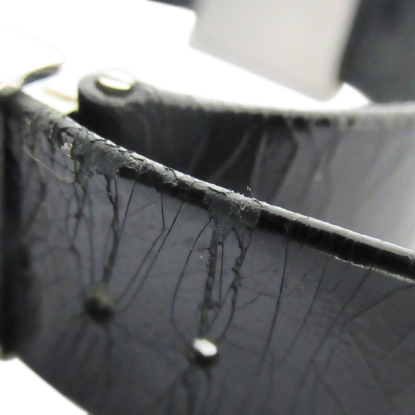 CHANEL 香奈兒 MADEMOISELLE系列白色面盤石英錶【二手名牌 BRAND OFF】