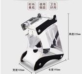 新款刀架刀座廚房創意置物架通風防霉收納架創意實用放菜刀盒子QM 藍嵐