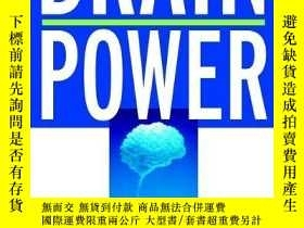 二手書博民逛書店The罕見Brain Power: Maximize Commu