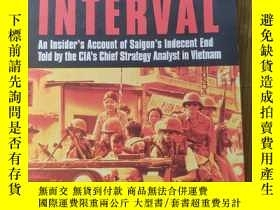 二手書博民逛書店Decent罕見Interval: An Insider s Account of Saigon s Indece