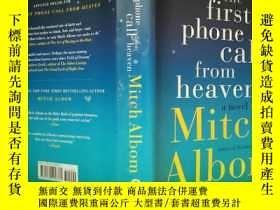 二手書博民逛書店The罕見first phone call from heave