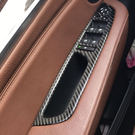 BMW 碳纖窗戶開關貼 X5 X6 E70 E71 沂軒精品 A0490