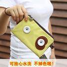 手拎手機包帆布包鑰匙零錢包可愛迷你小包包