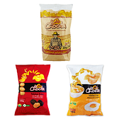 飛寶Flaper LA CHOCITA洋芋片系列(黑松露風味/荷包蛋風味/原味)