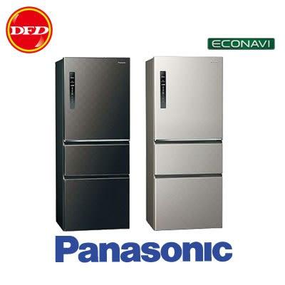 國際 Panasonic 500公升三門變頻冰箱 NR-C500HV