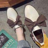娃娃鞋 ins小皮鞋女復古網紅女鞋學院軟妹加絨單鞋子 米蘭潮鞋館