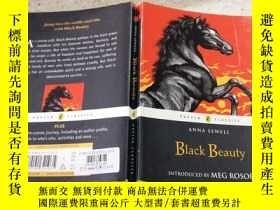 二手書博民逛書店black罕見beauty黑美人,Y200392