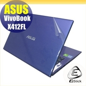 【Ezstick】ASUS X412 X412FL 二代透氣機身保護貼(含上蓋貼、鍵盤週圍貼)DIY 包膜