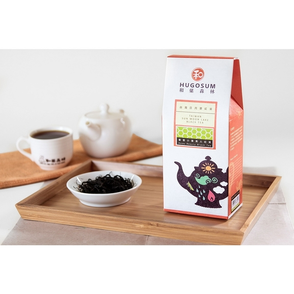 【HUGOSUM】日月潭紅茶 精選風味茶 - 蜜香小葉美人紅茶50g