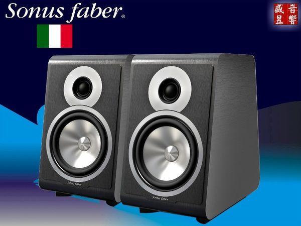 義大利 Sonus Faber Principia 1 書架喇叭 *2支 【網路價$32000元】有現貨