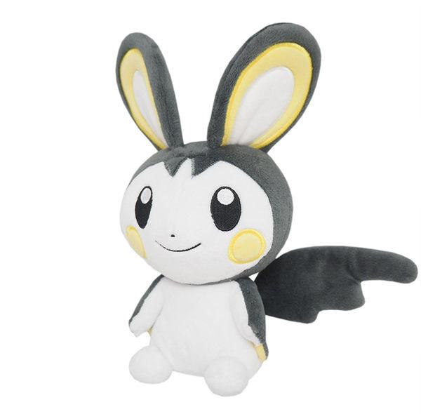 電飛鼠 絨毛玩偶 Pokemon 寶可夢 神奇寶貝 日本正品 S號娃娃 該該貝比日本精品 ☆