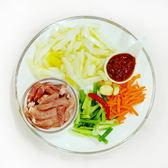 『輕鬆煮』箭筍炒肉絲(350±5g/盒)(配菜小家庭量不浪費、廚房快炒即可上桌)