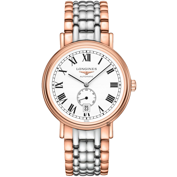 LONGINES浪琴 Presence 小秒針機械錶-40mm L49051117