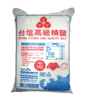 台鹽 高級精鹽 1kg