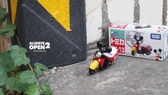 復古經典米奇摩托車模型  【快速出貨】