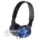 預購【曜德視聽】SONY MDR-ZX310AP 藍色 炫彩潮流五色 支援智慧型手機接聽