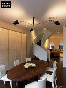 INPHIC- 現代簡約大氣北歐臥室燈客廳燈創意吸頂燈-B款_S197C