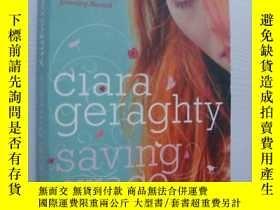二手書博民逛書店Saving罕見grace by Clara GeraghtyY
