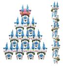 【日本進口正版商品】 ENSKY 妖怪手錶 小石獅 疊疊樂 疊疊樂 公仔擺飾 桌上遊戲 - 188566