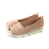 The FLEXX 懶人鞋 魚口鞋 珊瑚粉 厚底 女鞋 E2045_01 no010