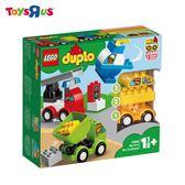玩具反斗城 樂高LEGO DUPLO 10886 我的第一套創意汽車組合