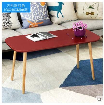 茶几小方桌沙發邊桌北歐小桌子臥室角幾床頭桌