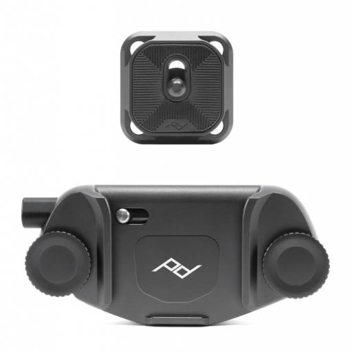 Capture V3 相機快夾系統 (典雅黑) peak design AFD004B 公司貨 保固一年【camera clip】