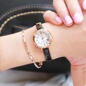 小巧迷你女生手錶時尚韓版簡約細帶防水手錶