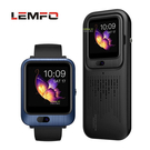 LEMFO LEM11 3+32GB 附音響套件 1.54吋 安卓手錶手機/4G插卡/IP67防水/通話視訊