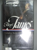 【書寶二手書T3/原文小說_OFX】Complete Stories 1892-1898_James, Henry/ S
