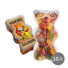 【哈瑞寶 HARIBO】金熊盒裝水果風味Q軟糖450g x 10入