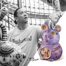 預購-禮坊Rivon-2020藝術家洪易-中秋花月鼠瓷器禮盒-下單9/21統一出貨