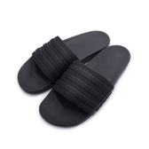 ADIDAS ADILETTE COMFORT 運動拖鞋 全黑 FW5337 男鞋